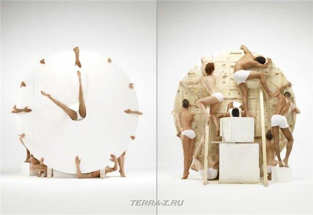 Феерический креатив от Ромэйна Лаурента (Romain Laurent)