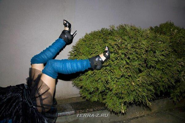 Серия сумасшедшие ножки от Томми Агриодимаса (Tommy Agriodimas)
