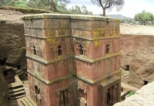 Храм святого Георгия (Эфиопия)