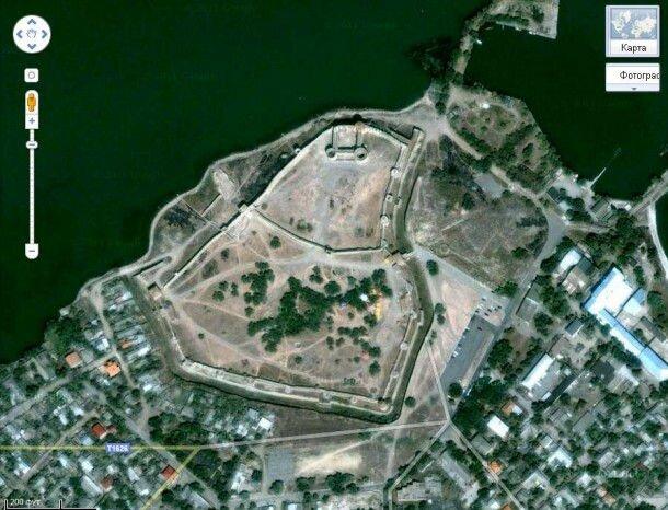 Белгород Днестровская крепость (Украина)