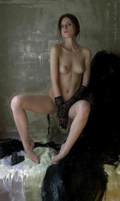 Эротическое искусство фотографа и художника Waatson (Анатолий Калугин)