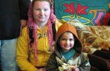 Рифка Станеску – бабушка в 23 года (Румыния)