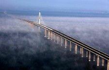 Самый длинный мост в мире (Китай)