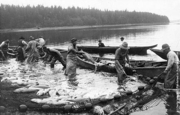 Ретрофото – охота и рыбалка (часть 2)