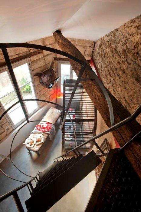 La Villa Hamster, отель только для хомяков (Франция)