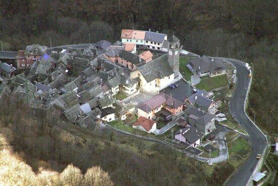 Виганелла: деревня, в которой светит искусственное солнце (Италия)