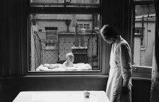 Оконные клетки для выгуливания ребенка (1930 г)