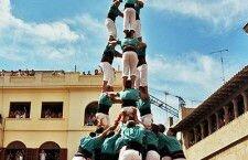 Кастельеры: строители башен из людей (Испания)