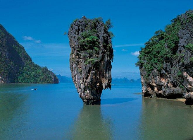 Остров Джеймса Бонда (Таиланд)