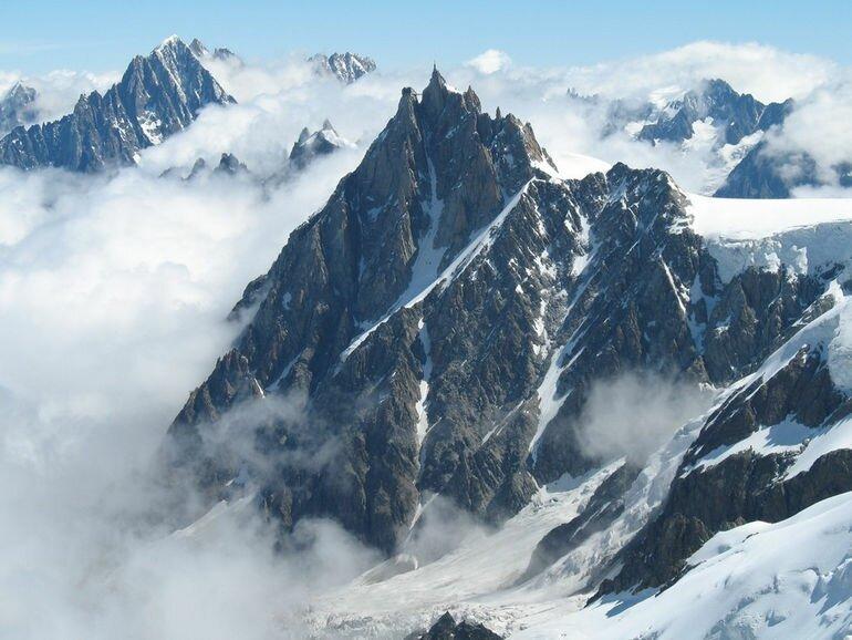 Эгюий-дю-Миди, Aiguille du Midi