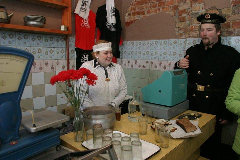 Суровый отдых: отель тюрьма Кароста (Латвия)