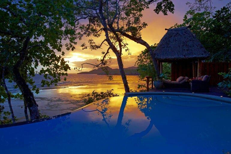 Модная «фишка» роскошных курортов: потрясающие бассейны инфинити