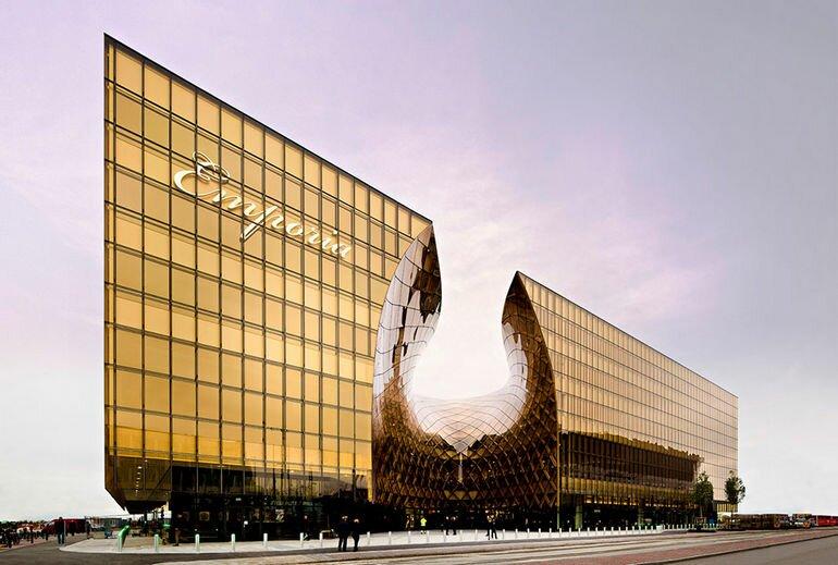 Многофункциональный комплекс Emporia в Мальме (Швеция)