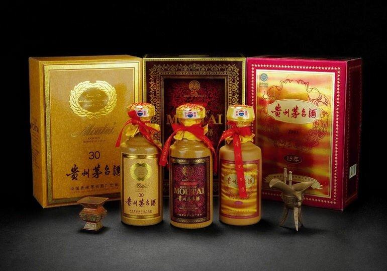 Маотай: изысканный вкус китайской водки
