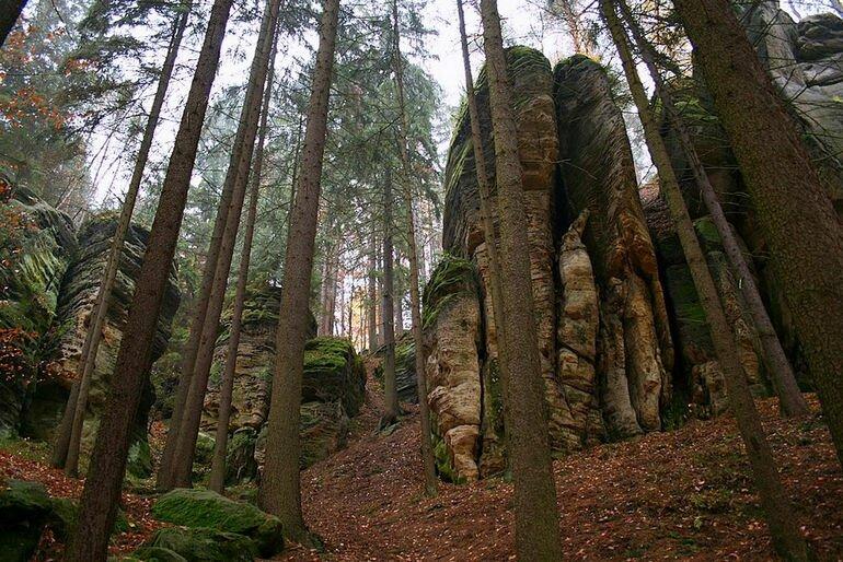 Чешский рай: удивительное слияние шедевров природы и архитектуры (Чехия)