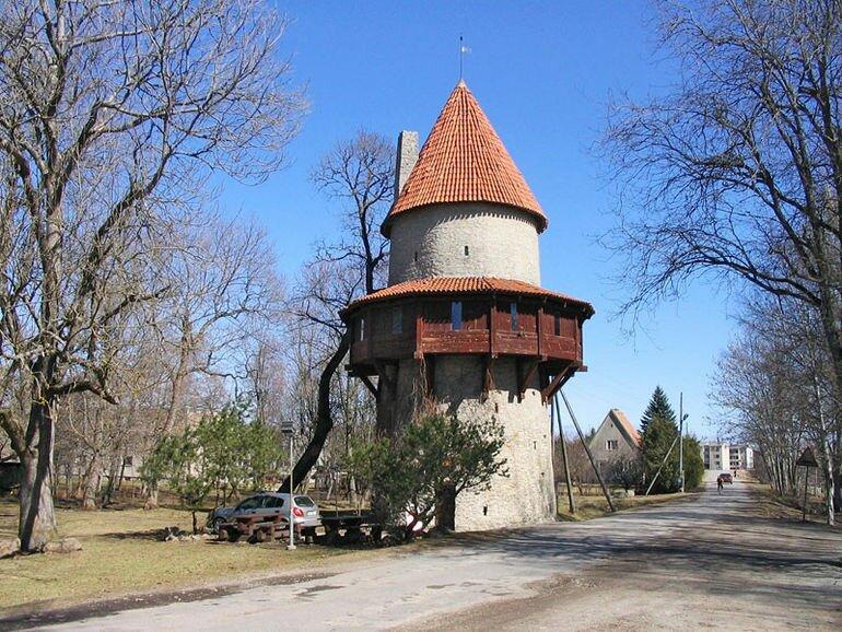 Замок Кийу: когда время диктует правила (Эстония)
