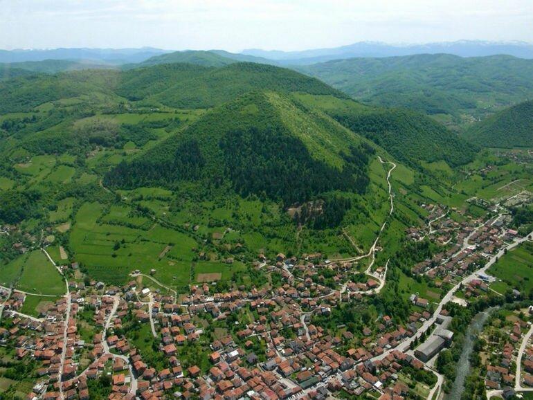 Боснийские пирамиды: тайна под покровом земли