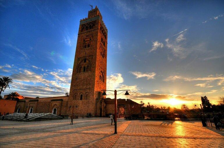 Мечеть Кутубия (Марокко)