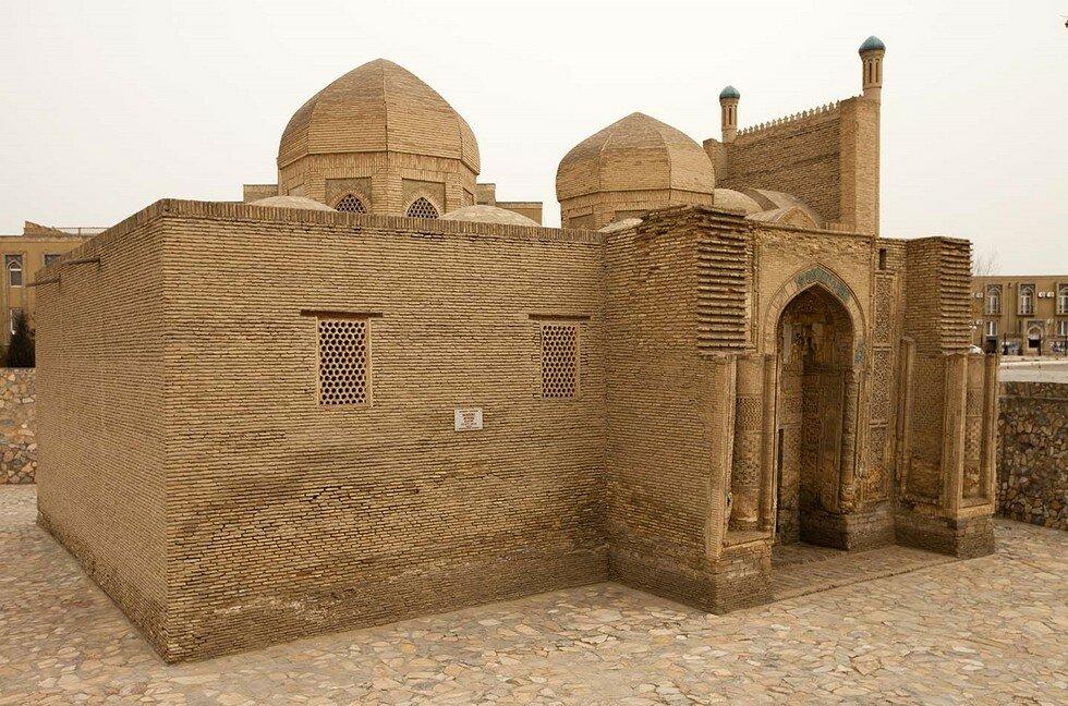 Мечеть Магоки Аттори: олицетворение древности (Узбекистан)