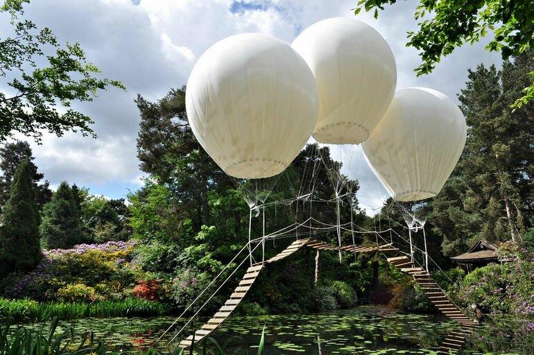 Мост на воздушных шарах (Великобритания)
