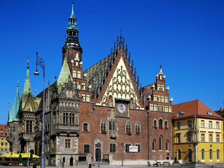 Старинный Краков: город университетов, музеев и монастырей (Польша)