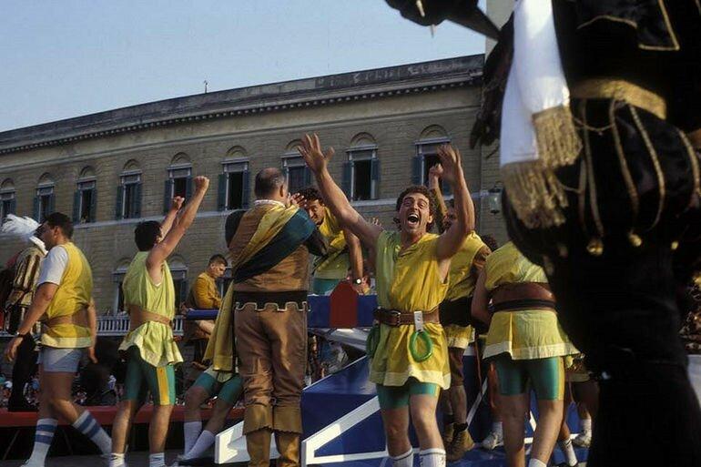 Джоко дель Понте: вечноживущий дух рыцарства (Италия)