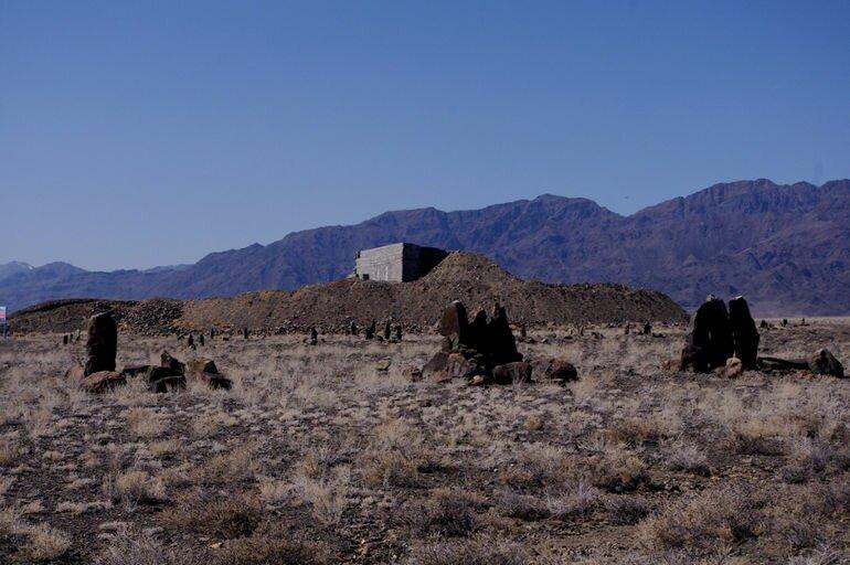 Величественный некрополь: курганы Бесшатыра (Казахстан)