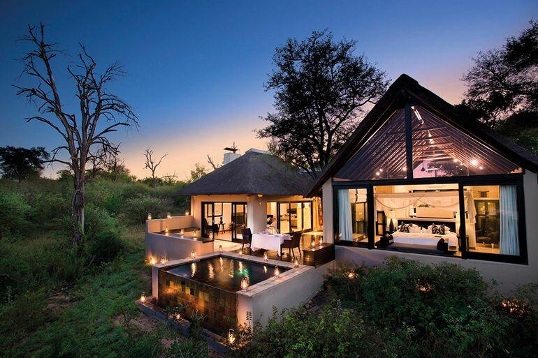 Роскошь в стиле сафари: отель Lion Sands Game Reserve (ЮАР)
