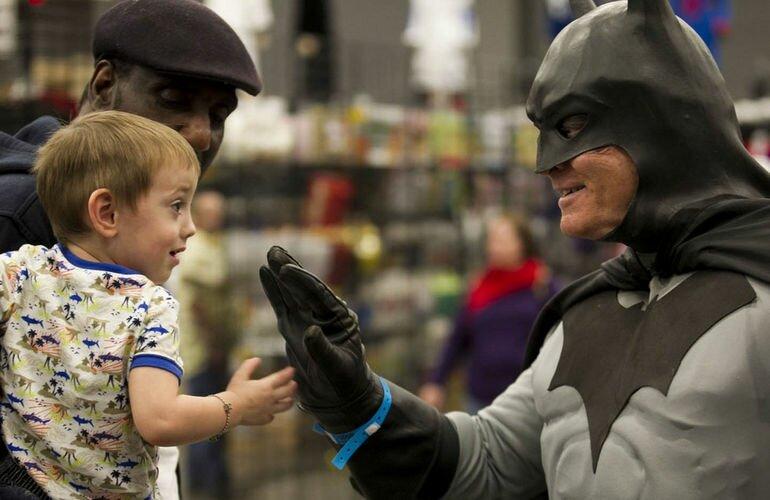 Comic Con: самый большой в США фестиваль костюмов