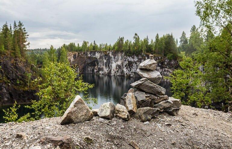 Горный парк «Рускеала»: природная жемчужина Карелии (Россия)