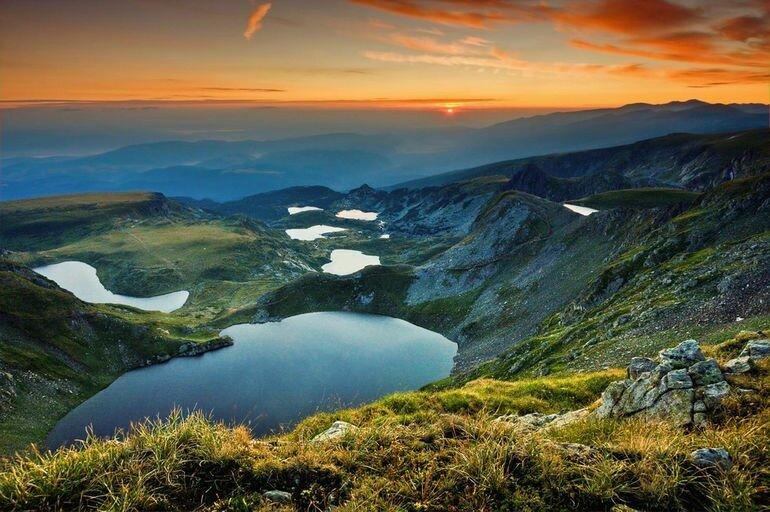 Рильские озера: природа также может быть креативной (Болгария)
