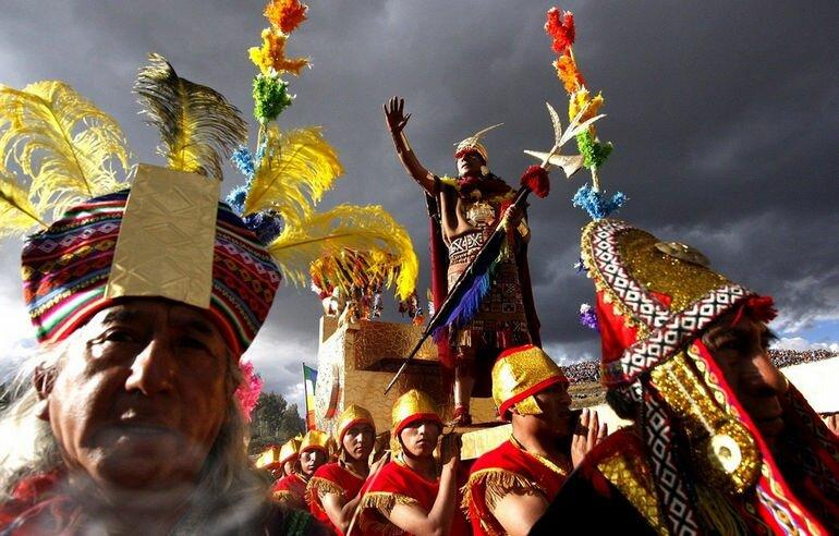 Фестиваль Инки Райми