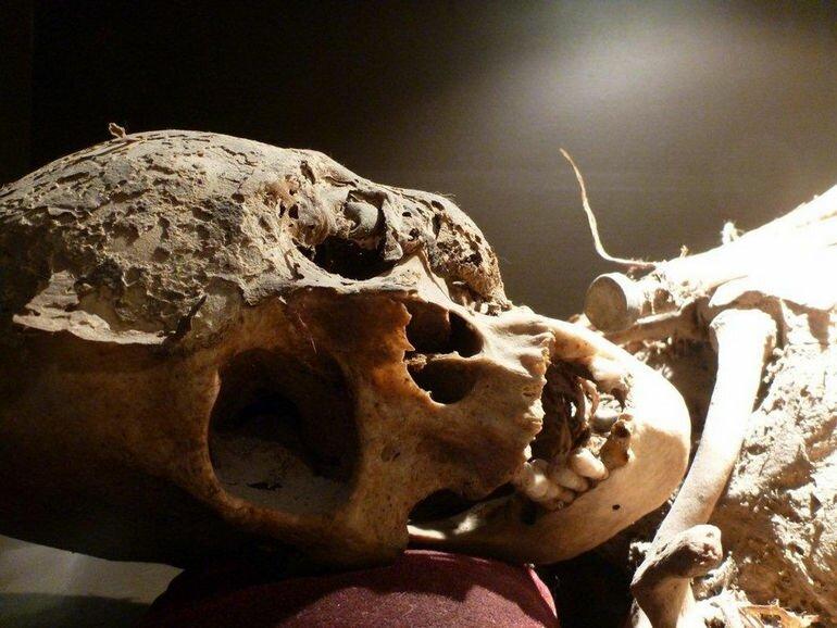 Музей мумий Гуанахуато
