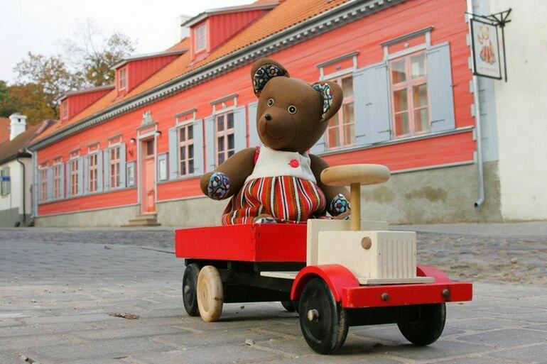 Тартуский музей: увлекательный мир игрушек (Эстония)