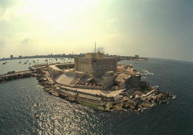 Кайт Бей: крепость с непростой судьбой (Египет)