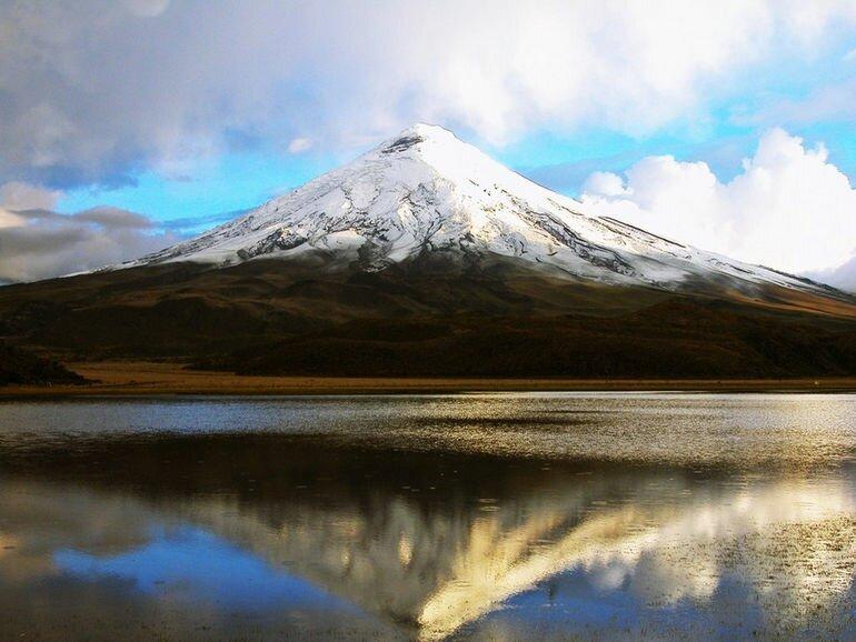 Котопакси: самый высокий действующий вулкан на планете (Эквадор)