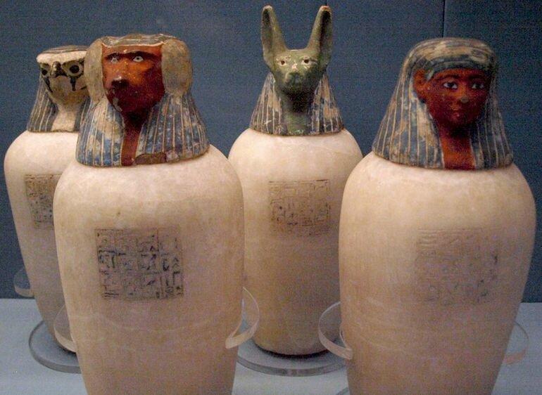 Музей мумификации в Луксоре: таинственный мир древнего искусства (Египет)