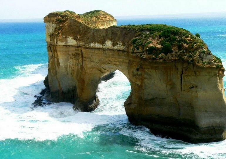 Порт Кэмпбелл: пример неиссякаемого творчества природы (Австралия)