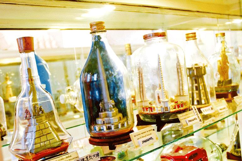Музей бутылок в Паттайе: достопримечательности в бутылках (Таиланд)