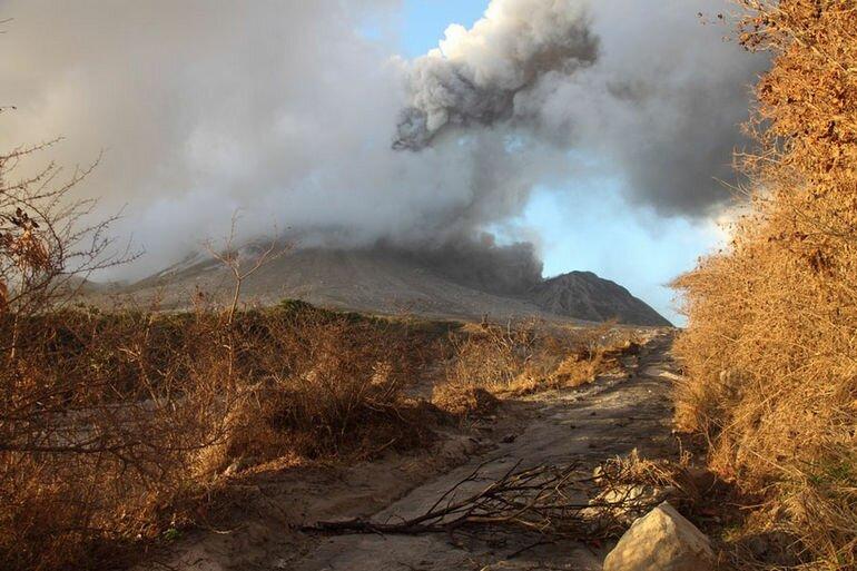 Монтсеррат: остров пепла (Великобритания)