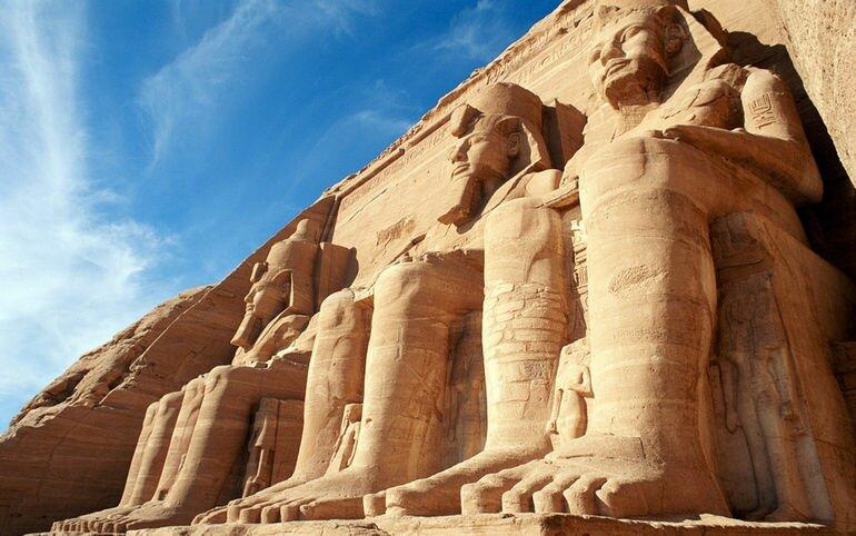 Храмы Абу Симбела: неотъемлемая часть древнеегипетской культуры (Египет)