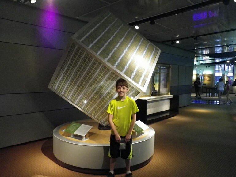 Музей денег в Чикаго (США)