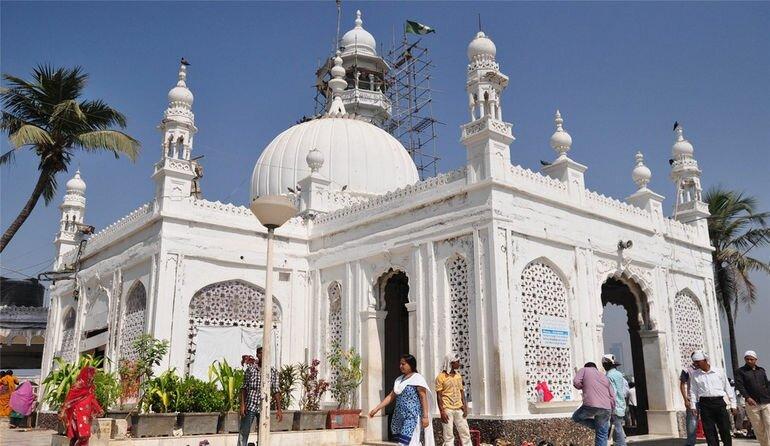 Мечеть Хаджи Али: духовный центр ислама в Индии