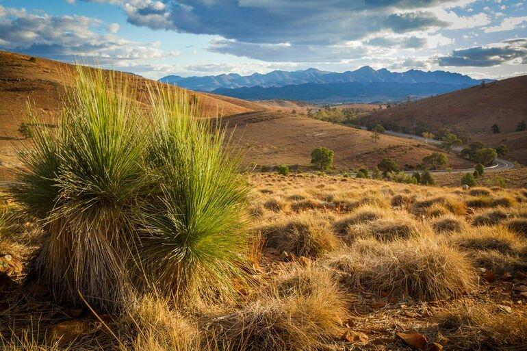Вильпена Паунд: одно из старейших геологических образований на планете (Австралия)
