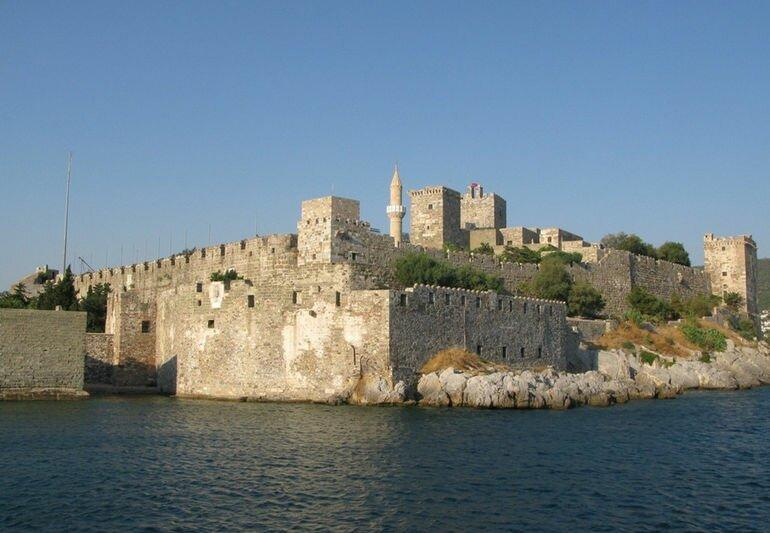 Крепость иоаннитов: мощный форпост острова Кос (Греция)
