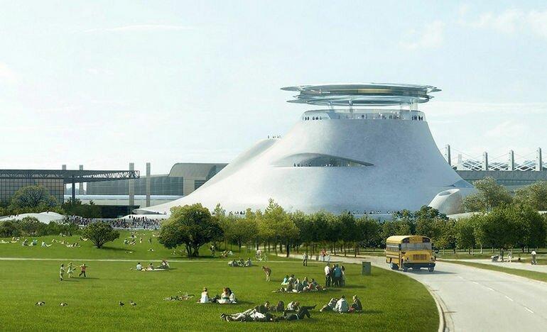Музей Лукаса в Чикаго (США)