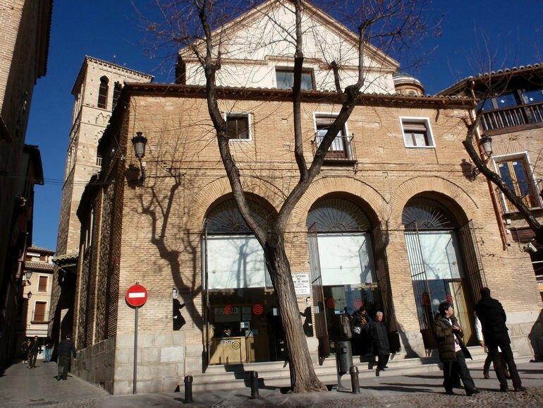 Церковь Сан Томе в Толедо (Испания)