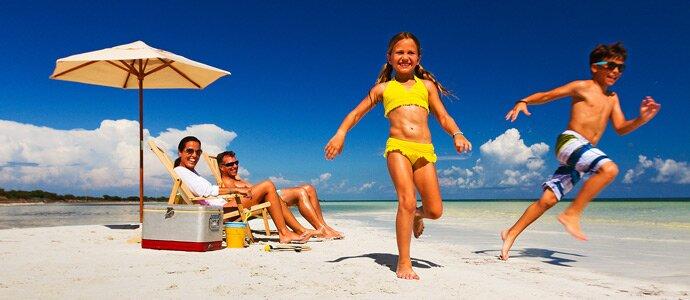 Организация отдыха для себя и своих детей