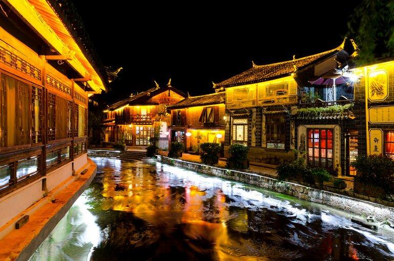 Лицзян – царство воды (Китай)
